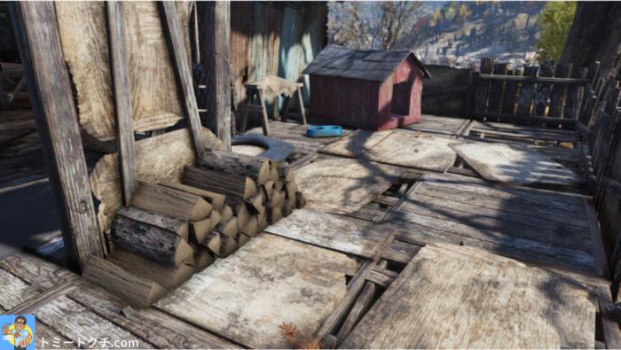 Fallout76 コブルトン農場