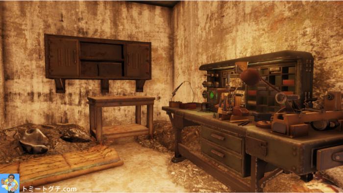 Fallout76 スローカムズ・ジョー