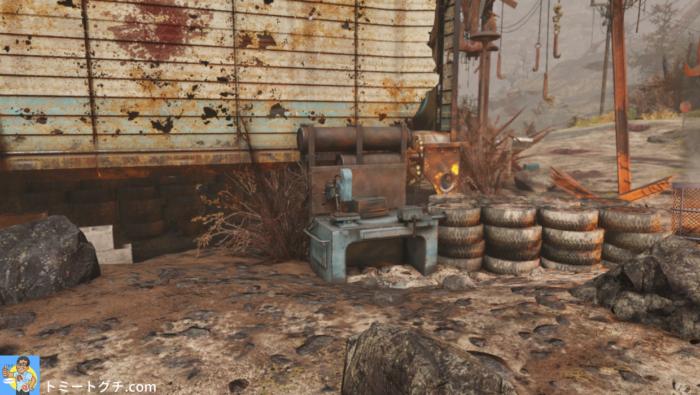 Fallout76 ニコルソンの最果て