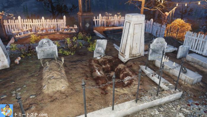 Fallout76 ホープウェル洞窟