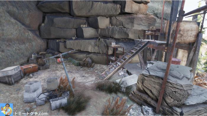 Fallout76 リッパー路地