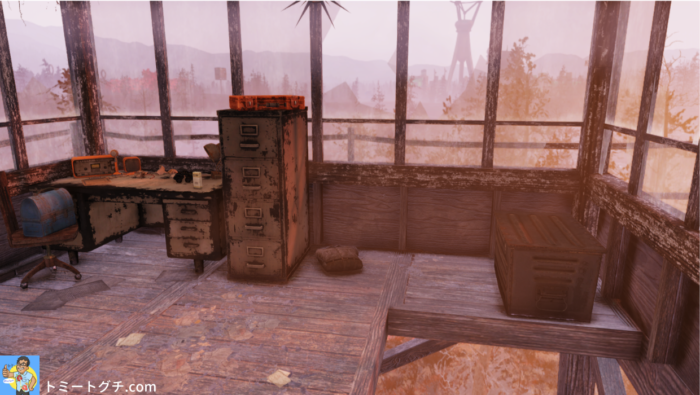 Fallout76 レンジャーの監視地点