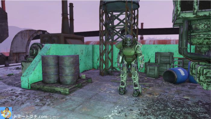 Fallout76 ワトガ緊急サービス