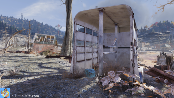 Fallout76 ウィラーズ・コーポレートハウジング