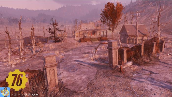Fallout76 ウッズ・エステート