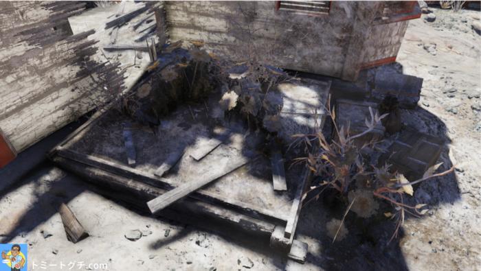 Fallout76 グラニンガー農場