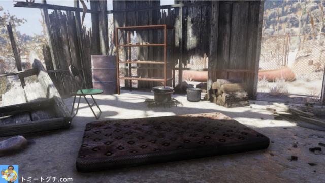 Fallout76 ブラックベア・ロッジ