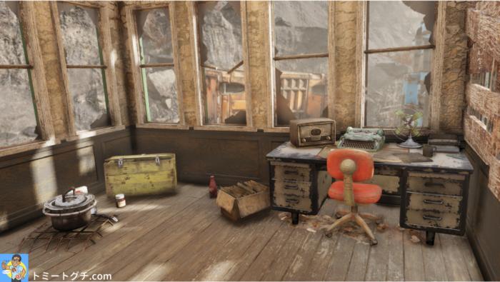 Fallout76 ブリム採石場