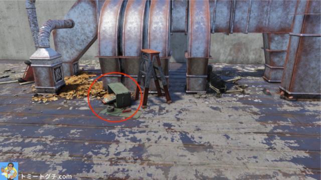 Fallout76 通用口上
