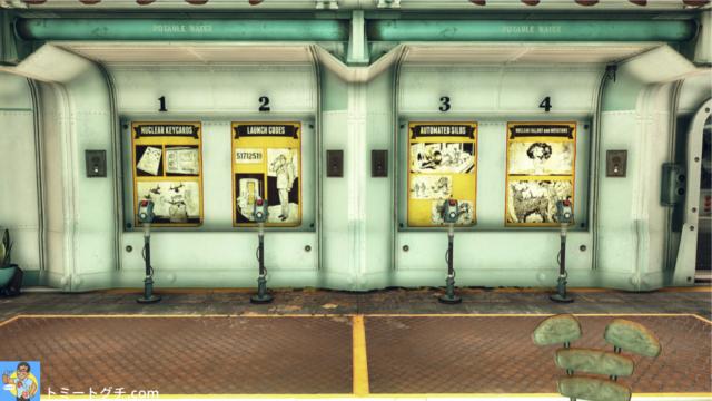 Fallout76 ホワイトスプリング・バンカー