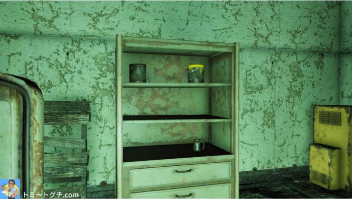 Fallout76 ホーンライトの試験場#04