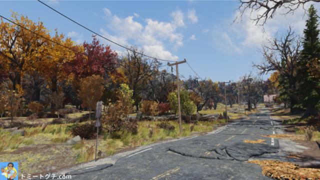 Fallout76 監督官のキャンプ