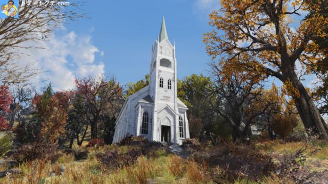 Fallout76 カナー群墓地