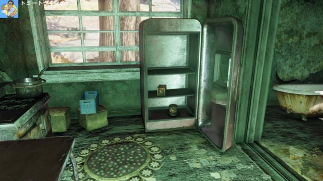 Fallout76 アーロンホルト農場