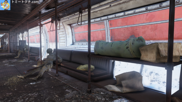 Fallout76 スプルース・ノブ
