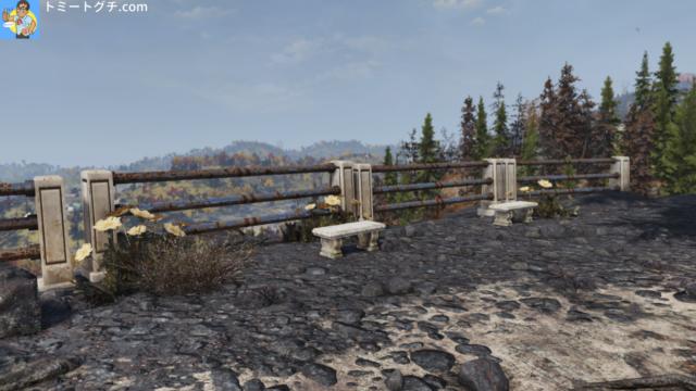 Fallout76 プレザントヒル墓地