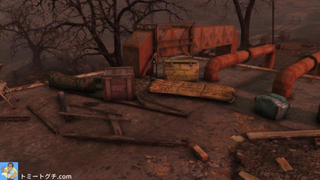 Fallout76 ベックリー