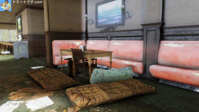 Fallout76 ホワイトスプリング・ゴルフクラブ