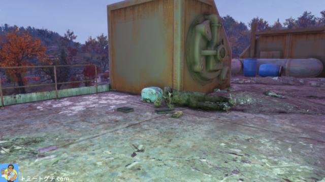 Fallout76 ママ・ドルスの食品工場