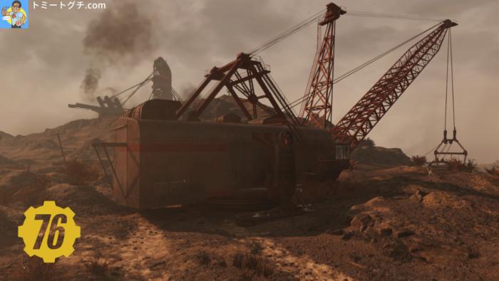 Fallout76 ローリンス・ワークキャンプ