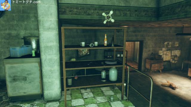 Fallout76 荒らされたバンカー