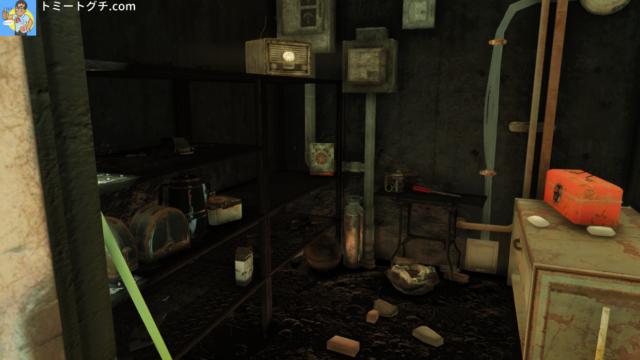 Fallout76 サザン・ベルモーテル