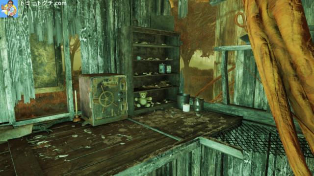 Fallout76 ダブニー農場