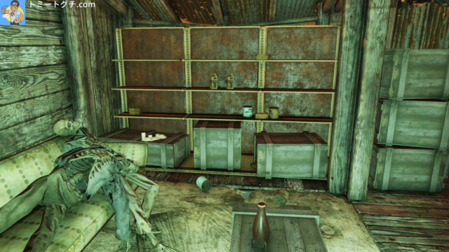 Fallout76 モスタウン