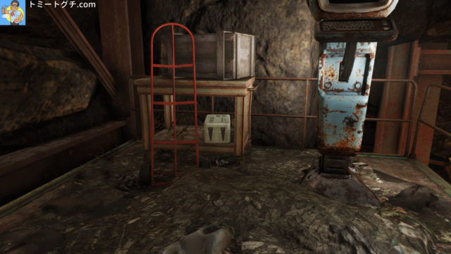 Fallout76 放棄されたキタリーの採鉱場