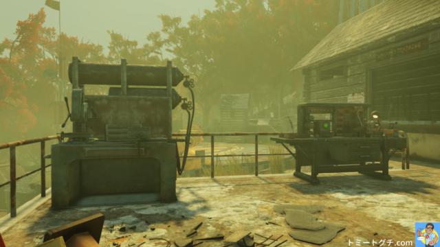Fallout76 キャンプ・ベンチャー