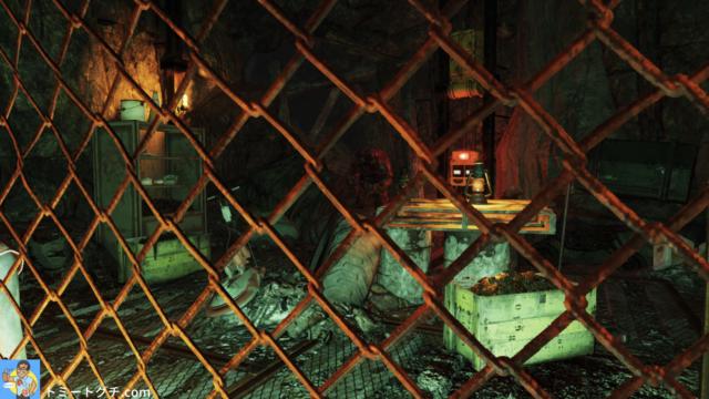 Fallout76 Wastelanders ラスティ・ピック