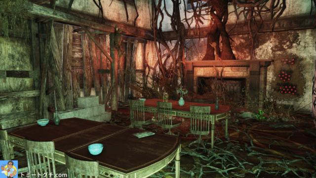 Fallout76WL クランシー邸宅