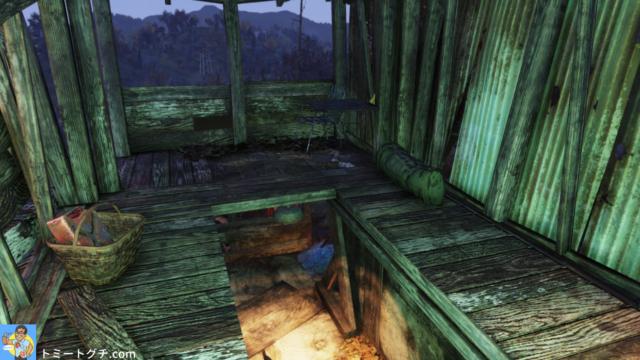 Fallout76 豚小屋