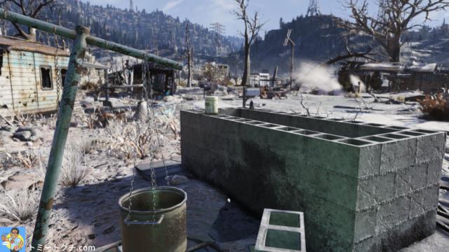 Fallout76 Wastelanders ウィラーズ・コーポレートハウジング