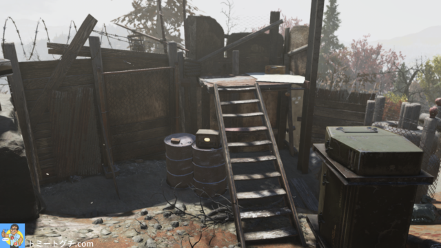 Fallout76 Wastelanders クロスヘア