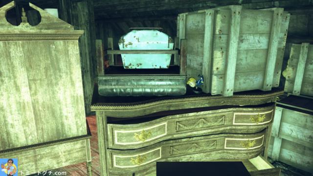 Fallout76 Wastelanders ダンガン&ダンガン・ロボティクス