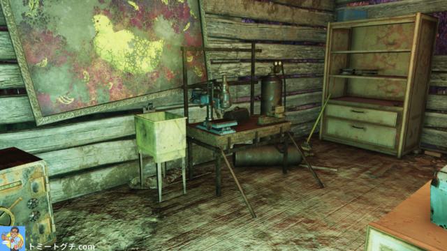 Fallout76_Wastelanders_ツインパイン・キャビン