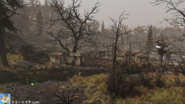 Fallout76 Wastelanders ニコルソンの最果て
