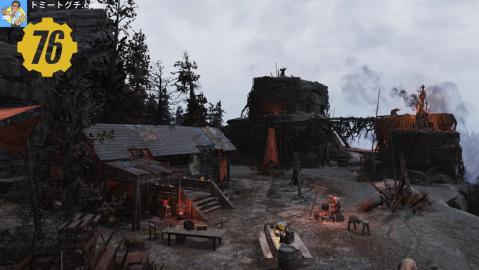 Fallout76 Wastelanders ジョンソンズ・エーカー