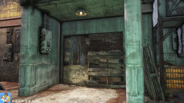Fallout76 Wastelanders ATLAS観測所