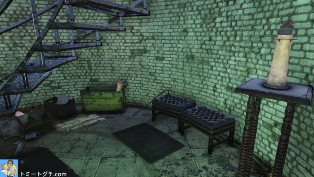 Fallout76 ランドビュー灯台